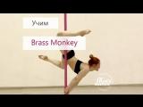 Трюк Brass Monkey   Учим с Kats