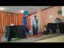 Шоу мыльных пузырей с Арт группой Анимашки 12 04 18
