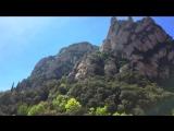 Гора Монтсеррат  (Испания)