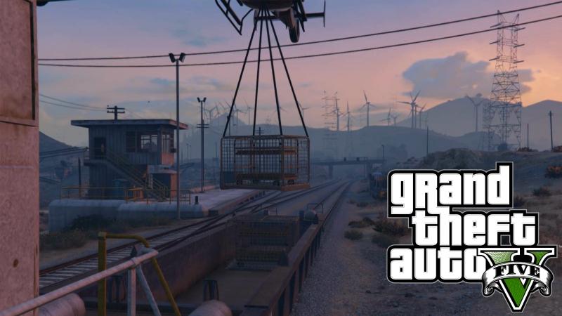 Grand Theft Auto V | Миссия 79 | Огромный куш (Очевидно)