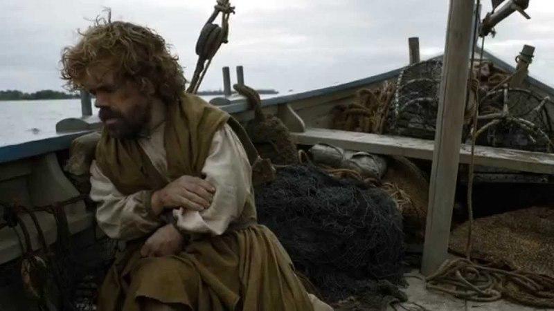 Tyrion y Jorah Mormont en Valyria Juego de Tronos Español HD