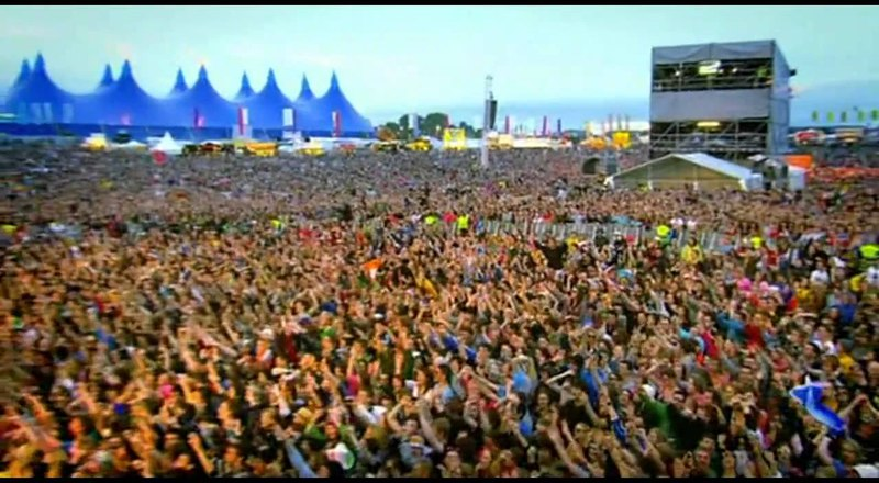 Snow Patrol - Run (Live @ Oxegen 2009)