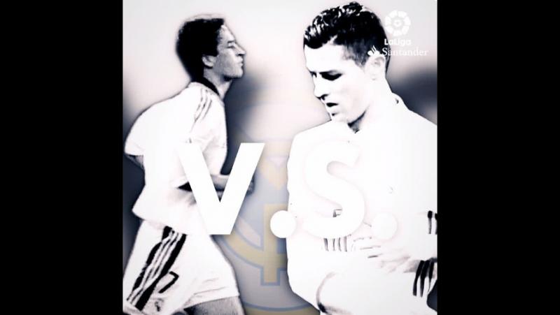 Рауль VS Роналду