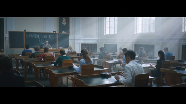 McDonald's American Summer 'Exam' English VO