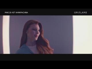 У красоты нет возраста модель Дарья Милка в новом проекте Oriflame