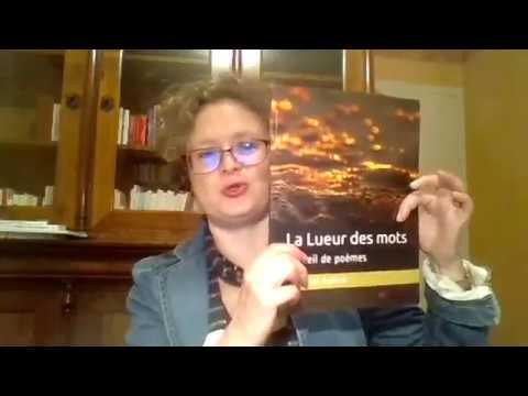 Publication de mon recueil poétique La Lueur des mots