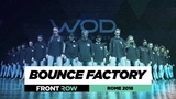 Bounce Factory FrontRow World of Dance Rome 2018 WODIT18