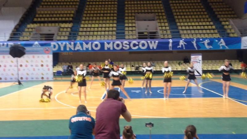 Чемпионат России по черлидингу 2018 ViP Москва