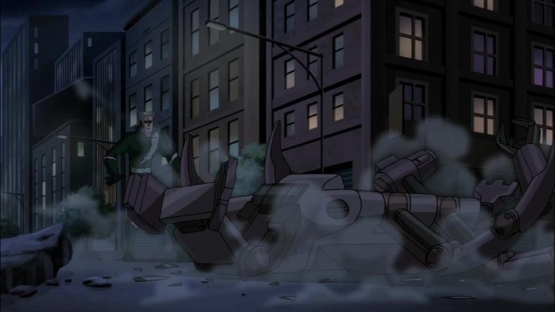 Росомаха и Люди Икс 18 серия-Ответный удар