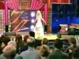 Татьяна Маркова с голой грудью