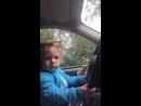 Марточка за рулем