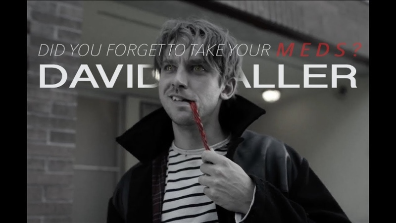• baby, did you forget to take your meds ?   LEGION [David Haller]