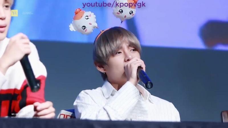BTS Jungkook V Play Lost Way Moments Kpop [VGK]