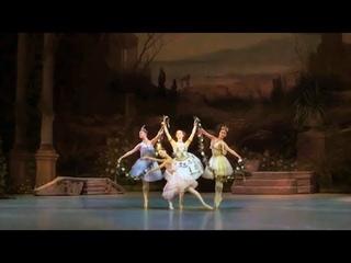 Vaganova Ballet Academy. Graduation performance 2018. Savelieva, Khiteeva, Spiridonova, Bulanova.
