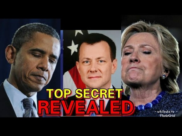 UNBELIEVABLE Strzok FLIPS ON OBAMA Hillary SECRET uncovered
