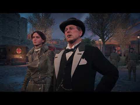 Assassin's Creed: Syndicate на PlayStation 4 Pro. Часть 84. Сбиваем германские цеппелины в Лондоне