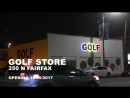 GOLF STORE - THE TRANSFORMATION