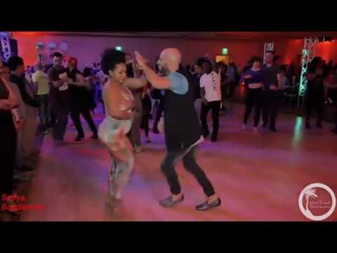 Band ODESSA - Ах Одесса жемчужина у моря! Танцуют Атака и Кимберли
