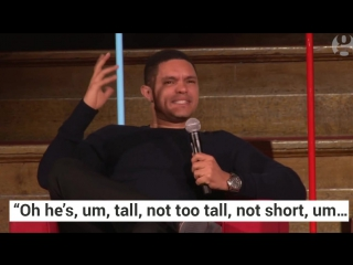 Can You Call People BLACK? - Trevor Noah