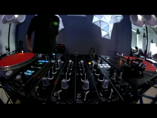 SEB ZITO deep rollers set in The Lab LDN