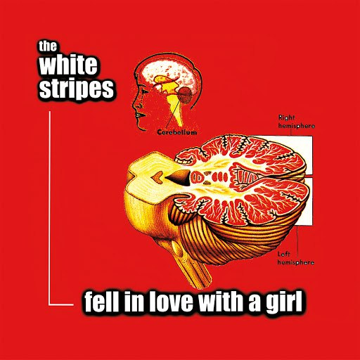 The White Stripes альбом Fell in Love with a Girl