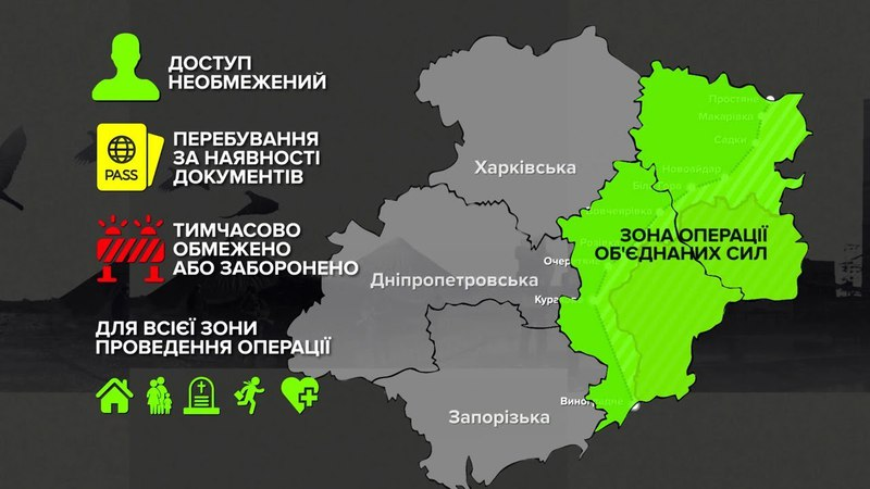 Що зміниться на Донбасі з початком операції Обєднаних сил