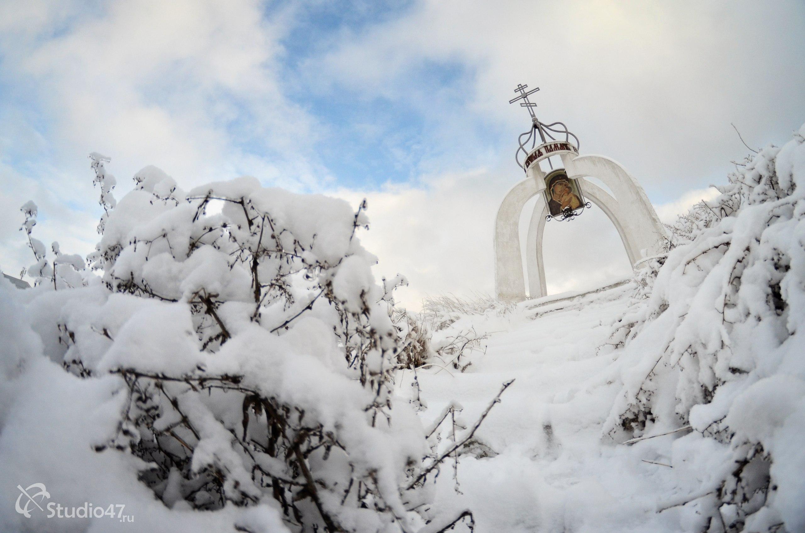 Памятник ушедшим поколениям в Борисоглебске