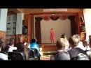 концерт День Защитника Отечества, К. Хайбуллаева, 6 кл., Идет солдат молоденький