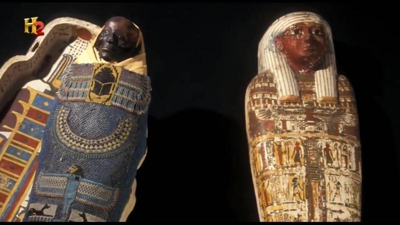 Древние пришельцы. Серия 5: Проклятие фараона
