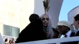 Lady Gaga with Akon at the 2010 Video Music Awards