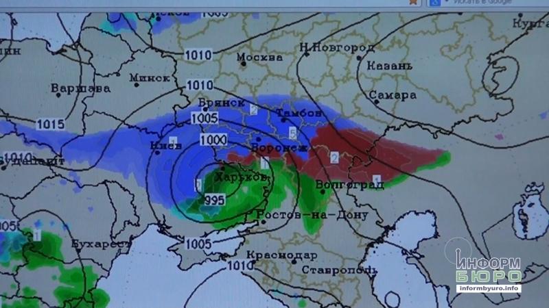В Україні оголосили штормове попередження на 17-19 березня