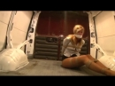 BoundHub - KIDNAPPED BLONDE TIED AND GAGGED IN A VAN