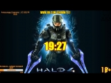 [18+] Шон играет в Halo 4 (Xbox One X) - стрим 2