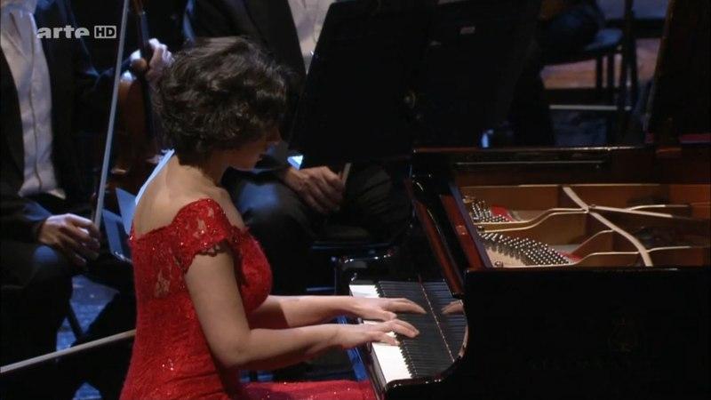 Khatia Buniatishvili - С. Рахманинов - 2-й концерт для фортепиано с оркестром