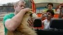 Лев Филя остался недоволен коротким общением с туристами