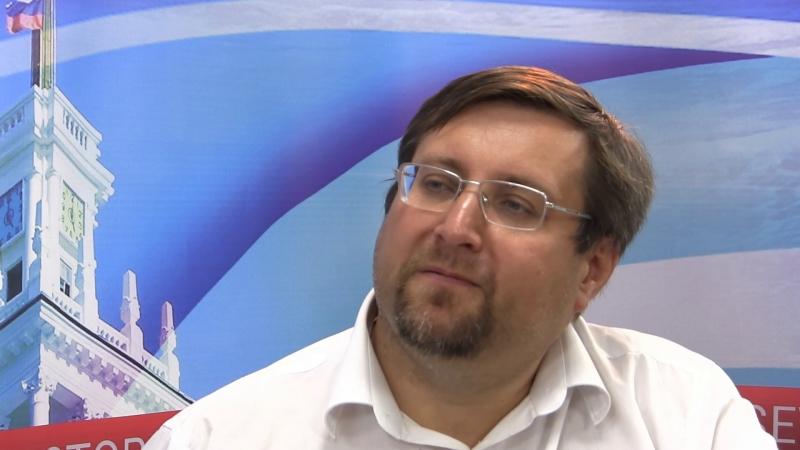 Почти полдень: адвокат, сопредседатель ЦОП Бизнес против коррупции Александр Молохов