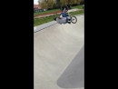 Matthias Flair Fail BMX Crash