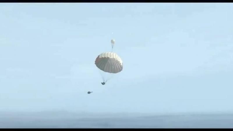 Paraşüt sahnesi CanFeda OnurKeskin @KeremBursin