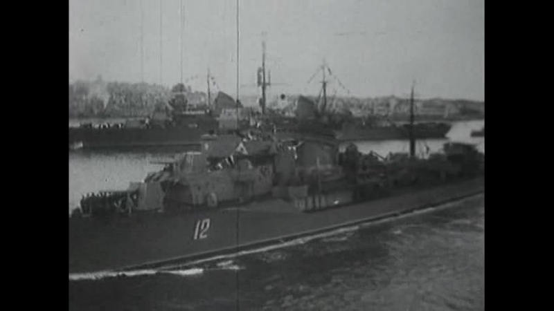 12. Великая Отечественная война – Битва на море