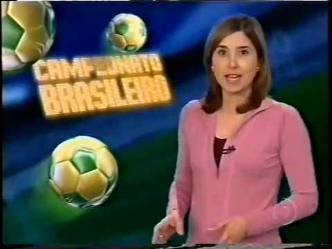Gols pelo Brasil em 17/10/2004 no Globo Esporte