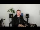 Видео-приветствие перед концертами MPE в России