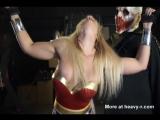 Busty Wonder Woman Killed