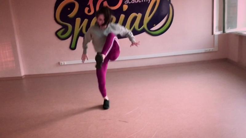 T-pain - straight twerk choreo by daryana_mart