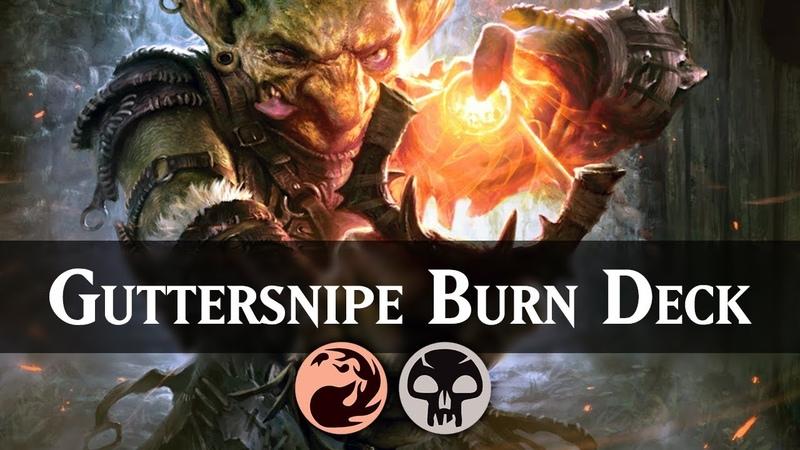 Guttersnipe Budget Burn! | RB Standard Deck Guide [MTG Arena]