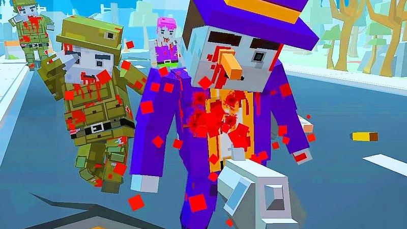 ЗОМБИ АПОКАЛИПСИС В МАЙНКРАФТ - Игра ZIC: Zombies in City 1   ИГРЫ НА АНДРОИД