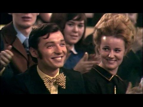 Karel Gott - Weißt du wohin (Schiwago-Melodie) ZDF Hitparade 1969 live