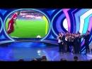Песня про футбол - КВН Борцы