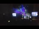 Лазерное шоу 3D в поддержку концертной программы.