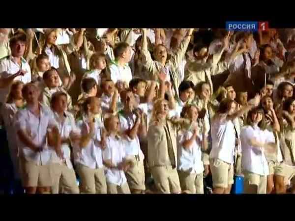 Ольга Мишагина 8 лет Детская Новая Волна 2010 В доль по питерской