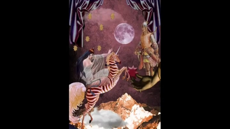 Zaina El-Said... An Epic Celestial Trail